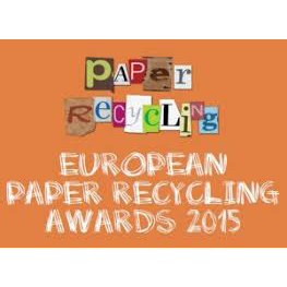 TORNA L'EUROPEAN PAPER RECYCLING AWARD 2015!