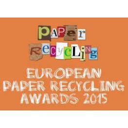 TORNA L'EUROPEAN PAPER RECYCLING AWARD 2015!