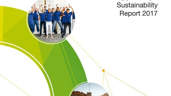 Sappi Europe Sustainability Report 2017