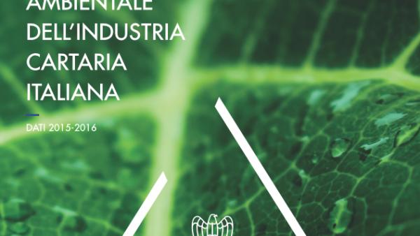 Rapporto ambientale dell'industria cartaria italiana ed. 2018
