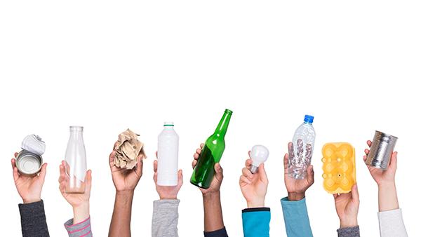Più riciclo per salvare la terra, i rifiuti come risorsa