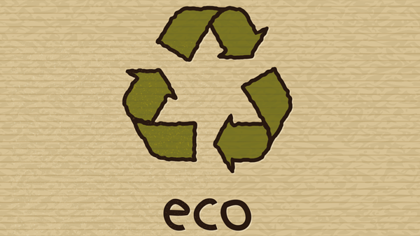 La carta è un prodotto rinnovabile e riciclabile