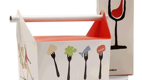 Imballaggi in carta e cartone: campioni di sostenibilità contro lo spreco alimentare