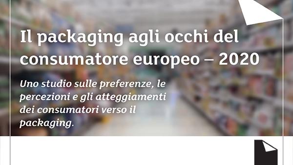 Il packaging agli occhi del consumatore europeo