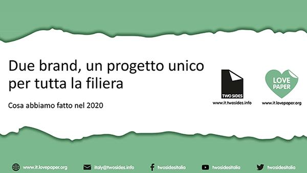 Two Sides Italia – Cosa abbiamo fatto nel 2020